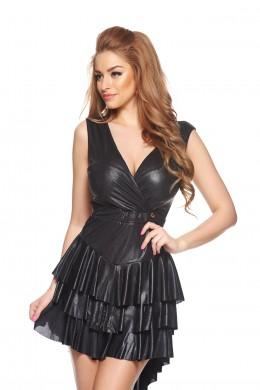 Rochie PrettyGirl Preserve Black