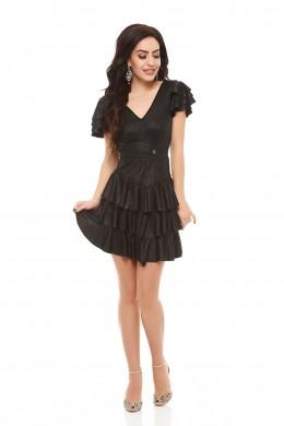 Rochie PrettyGirl Delighted Black
