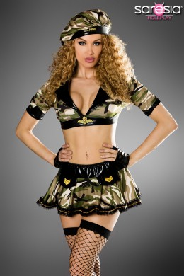 Costum Army Joanna - de la Saresia Roleplay