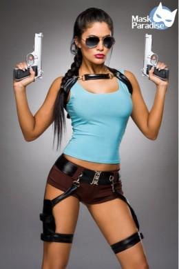 Costum Gamer Girl - de la Mask Paradise