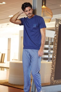 Pijama barbateasca ANGELO